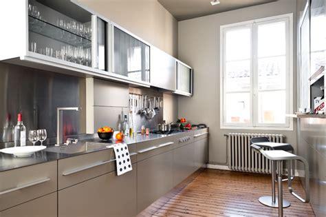 cuisine appartement appartement de type haussmannien contemporain cuisine