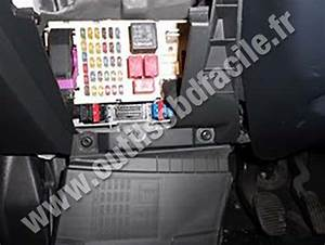 Prise Obd2 Dans Les Fiat Stilo  2001 - 2007
