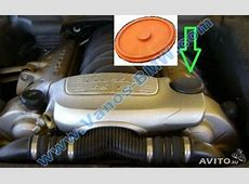 Membrane for 94810513107 Porsche Cayenne 4,5L 450PS