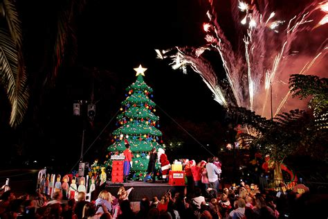 holiday happenings at san diego attractions