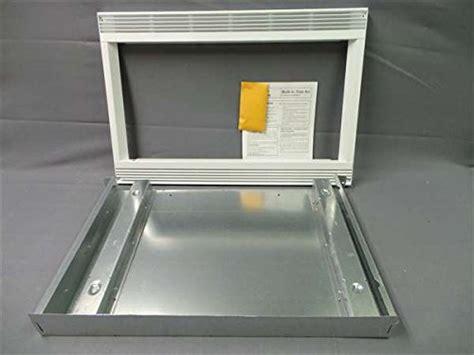 coolest microwave trim kits