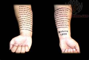 Tattoos For Girls: Tattoos For Men On Arm Writing