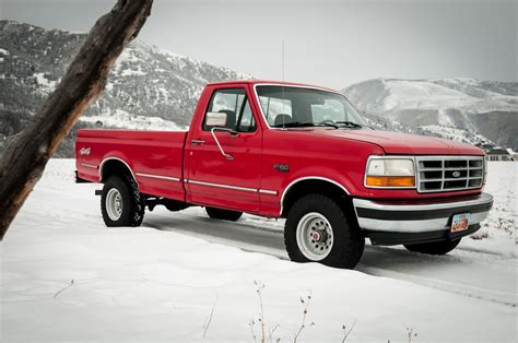 ford f150 1993 ford f 150 xlt 4wd work truck 302 v8 shop truck