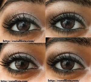 20 Beautiful MakeUp Tutorials for Brown Eyes - Pretty Designs