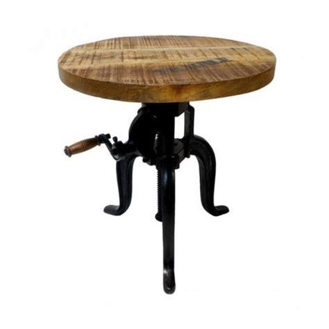 table basse industrielle ronde table basse industrielle 31 id 233 es pour votre salon