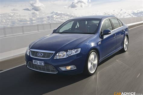 Ford Adds New Gadgets To Fg Falcon Range Photos 1 Of 8