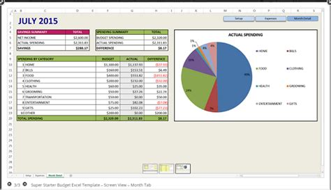 reasons  love savvy spreadsheets super starter budget
