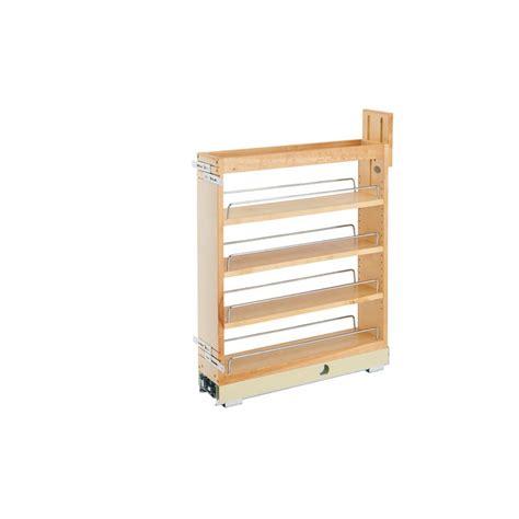 kitchen cabinet shelving rev a shelf 25 in h x 16 125 in w x 4 in d large 2755