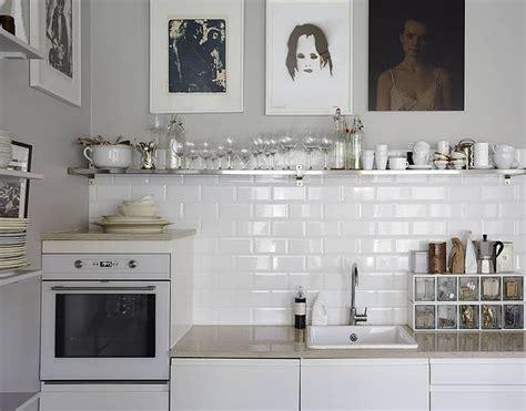 white kitchen tile ideas how to a white kitchen more decorator 39 s notebook