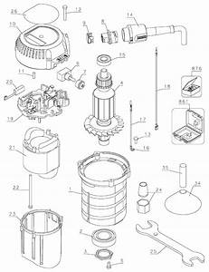Dewalt Dw616 Parts List