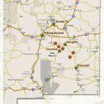 Travel to New Mexico - ToursMaps.com
