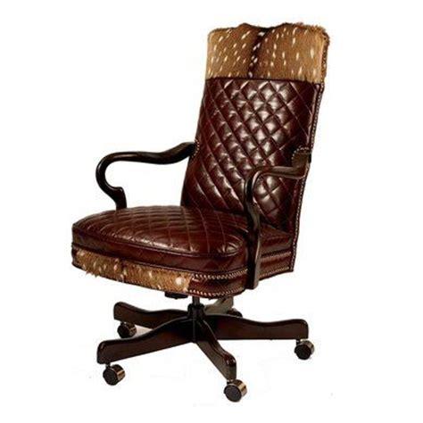 deer axis desk chair king ranch danny stuff