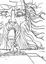 Potter Harry Coloring Ausmalbilder Kamer Kleurplaat Geheime Schreckens Kammer Secrets Chamber Komnata Tajemnic Kleurplaten Colorier Kolorowanki Colorare Prisoner Azkaban Printable sketch template