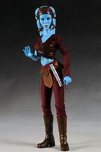Sdcc, Exclusive, Star, Wars, Aayla, Secura, Action, Figure