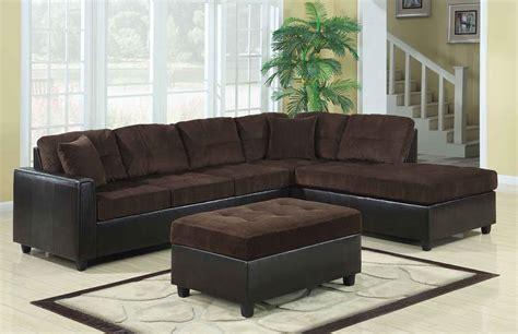Coaster Henri Reversible Sectional Sofa Set