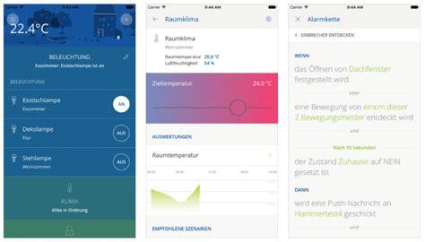 innogy smarthome neue app fuer das rwe smarthome
