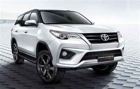 toyota fortuner colors release date redesign price