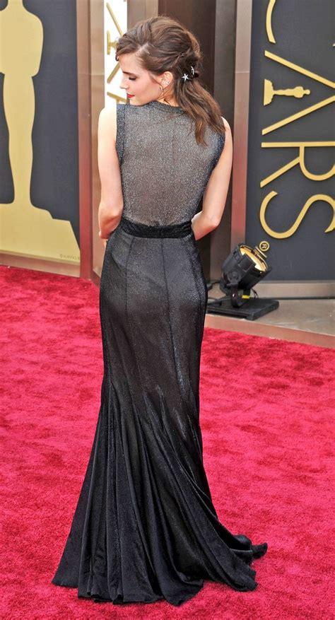 The Back Dress Emma Watson Body