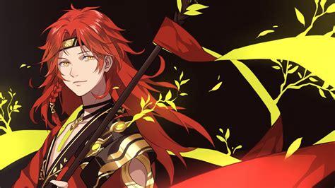 Download 1920x1080 Anime Boy Redhead Long Hair Shoujo