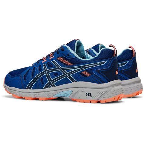 Asics Gel-Venture 7 Ladies Running Shoes AW19 - Sweatband.com