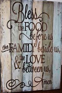 reserved for brandy family prayer rustic wooden sign made With rustic sign lettering