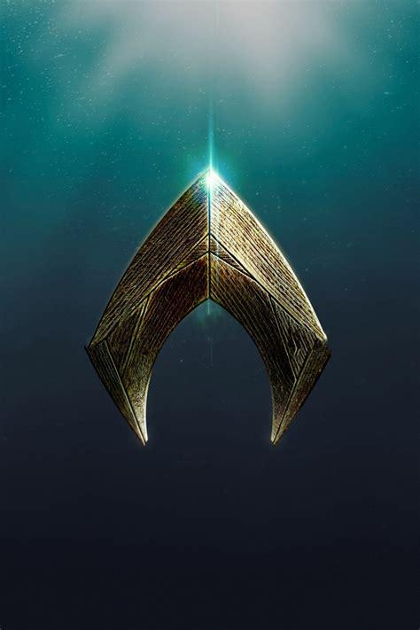 640x960 2018 Aquaman Movie Logo Iphone 4, Iphone 4s Hd 4k