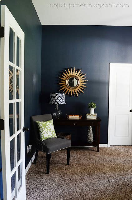 love  wall color  carpet combo