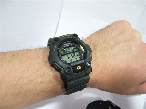 g shock g 7600 2nd ori mulus the g9000 compared to the g7900 two questions about
