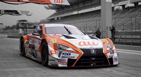 lexus racing team lexus