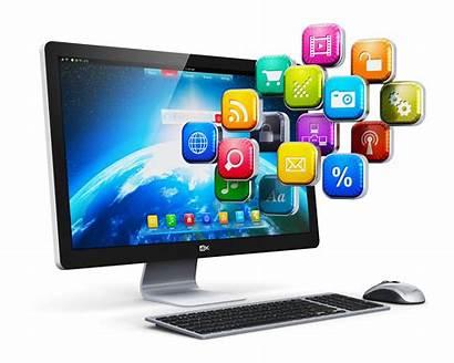 Computer Software Services Website Development Tech Center