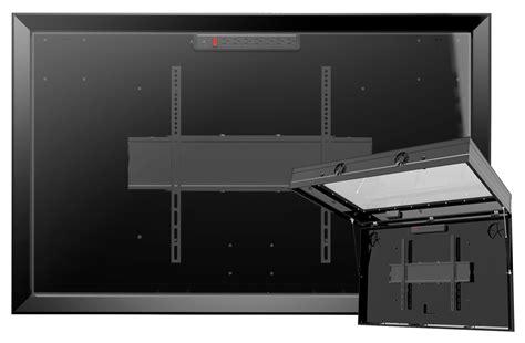 outdoor tv cabinet enclosure the ultimate indoor outdoor tv enclosure display