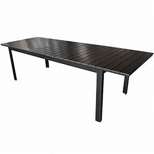 Gartentisch Non Wood : xxl aluminium gartentisch ausziehbar 280 220x95cm ausziehtisch terrassentisch alutisch ~ Eleganceandgraceweddings.com Haus und Dekorationen