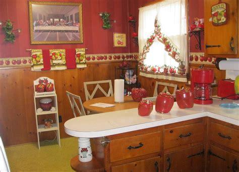 apple decorations  kitchen felish home project