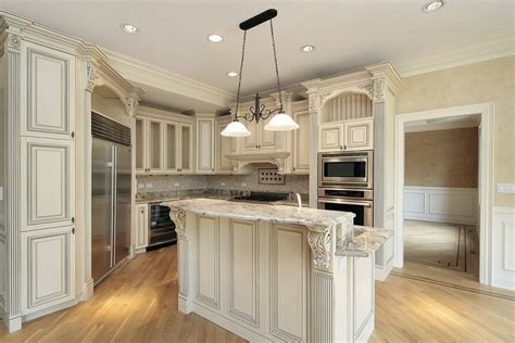 white kitchen light floors 32 spectacular white kitchens with honey and light wood 430 | sharp 1