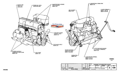 1995 Gmc 57 Engine Diagram by 1957 Passenger Assembly Manual