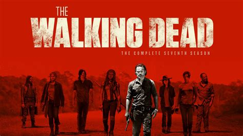 When Does The Walking Dead Resume 2017 by Prnordic The Walking Dead The Complete Seventh Season