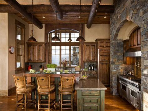 Home Decor Rustic And Refined Home: Rustic Contemporary Decor, Rustic Tuscan Style Homes In
