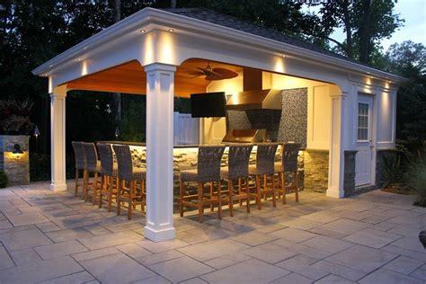custom carpentry cabanas pool houses pool house