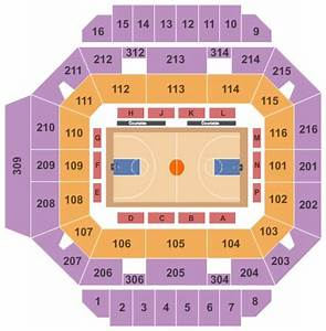 diddle arena seating chart diddle arena tickets in bowling green kentucky diddle