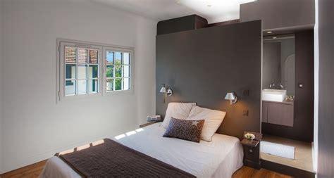 photo chambre parentale avec salle de bain et dressing chambre avec salle de bain terrasse chambre avec