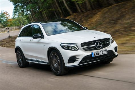 mercedes glc amg 43 mercedes amg glc 43 2016 review pictures auto express