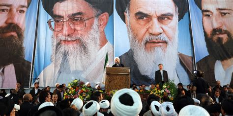 iranian threat iran leader supreme noam chomsky huffpost