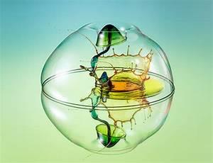 markus reugels' amazing high speed liquid sculpture ...