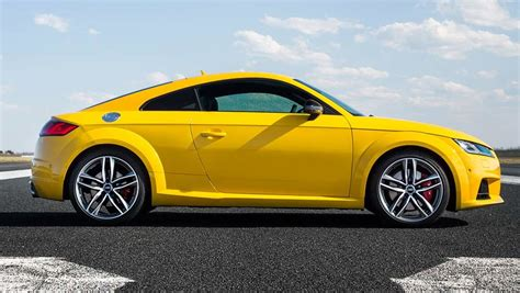 2016 Audi Tts Coupe Review