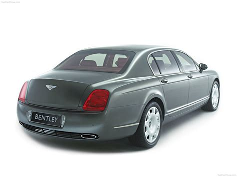 Bentley Flying Spur Picture by Bentley Continental Flying Spur 2005 Picture 34 Of 58