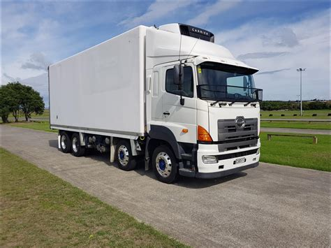 For Sale New by 2008 Hino Fy 8x4 Refrigerated