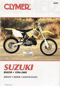 Suzuki Rm250 1996