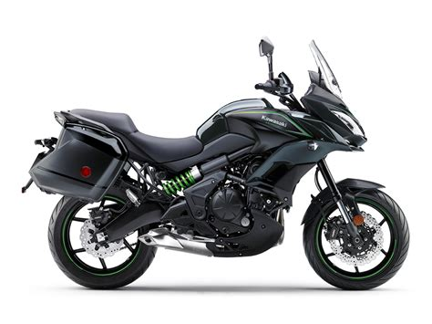 New 2017 Kawasaki Versys® 650 Lt Motorcycles In Brookfield, Wi