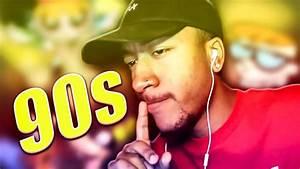 90s CARTOON THEME SONGS!!! - YouTube