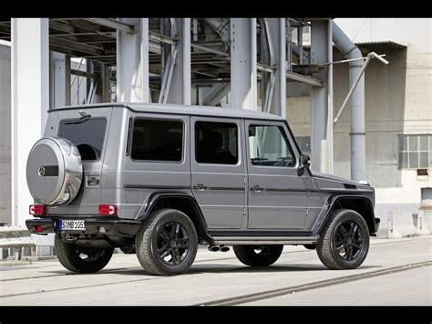 2018 Mercedes Benz G Class Edition Select Rear And Side